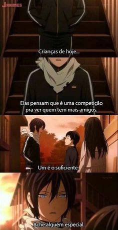Anime Has A Lot Of Inspirational Quotes - Yato from Norigami Yato Noragami, Hiyori Iki, Otaku Meme, Natsume Yuujinchou, Sad Anime, Haikyuu, Best Funny Pictures, Life Lessons, Just In Case