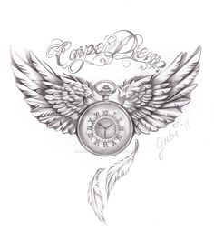 tattoo commision by inkaddicted4life watch designs interfaces tattoo ...