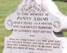 The true story of Sweet Fanny Adams | Hampshire Cultural Trust