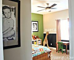 {Big Boy Room} The Re-do: From Toddler to Kindergartner