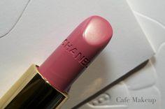chanel   Chanel Rouge Allure Luminous Intense Lipstick in Séduisante - Café ...