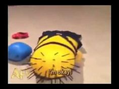 "Cute baby with Minion costume fall down and says ""I'm Okay"" - YouTube"