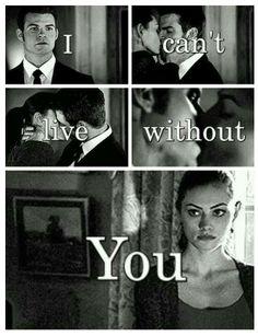 From the Originals: Elijah and Hayley