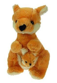 Kangoeroe met baby