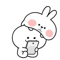 Cute Love Pictures, Cute Love Memes, Cute Funny Quotes, Cute Love Gif, Cute Cat Gif, Cute Bunny Cartoon, Cute Kawaii Animals, Cute Couple Cartoon, Cute Cartoon Pictures