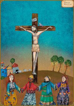La crucificción - La vida de Jesús