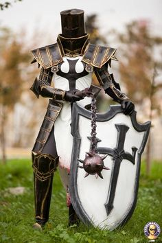 Diablo 3 Crusader- Cosplay by NaletH on DeviantArt