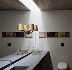 Casa V4: Projeto é destaque na 13° Bienal de Veneza | PROJECTS EYE4DESIGN _ zenital espelho