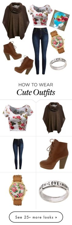 """I want to wear...This Outfit"" by orchidflowrr on Polyvore featuring Aéropostale, Carolina Glamour Collection, women's clothing, women's fashion, women, female, woman, misses and juniors"