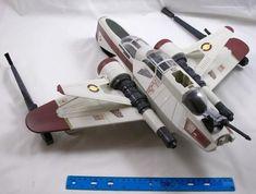 Found on EstateSales.NET: Star Wars ARC-170 Aggressive Reconnaissance 170 Star Fighter