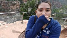 The other day I went to Sedona by myself. It was pretty chilly and nice.