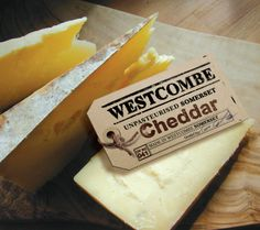 Brand designed for Westcombe Dairy, a traditional family dairy, making delicious handmade cheeses in the heart of Somerset. The new branding captures the flavour of this authentic Somerset cheese maker.