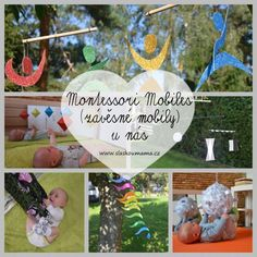 Montessori Mobiles – Montessori závěsné mobily u nás