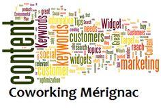 Bienvenue sur l'Espace Aqui Work Center:    l'espace Coworking Merignac 2012  Coworking: A window into the future of work  Le Site est en ligne, ainsi que les tarifs....  http://www.coworking-merignac.com/