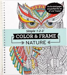 Simple 1 2 3 Color And Frame Nature Review By Escape