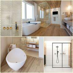 Kleines Badezimmer Fliesen Ideen Dusche Badewanne Fliesen Holzoptik | BAD |  Pinterest | Future, Interiors And House