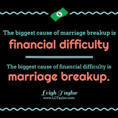 When financial stress seeps into our relationships. http://lctaylor.com/when-financial-stress-seeps-into-our-relationships