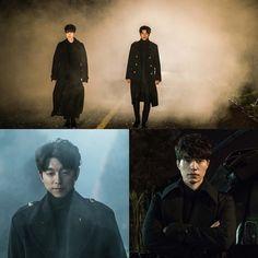 """""""Goblin"""" Gong Yoo and Lee Dong-wook Goblin Korean Drama, Goblin Gong Yoo, Ji Eun Tak, Shu Qi, Kwon Hyuk, Jang Hyuk, Goblin Kdrama, Yoo In Na, Yoo Gong"""