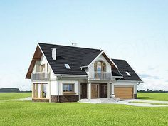House Plans, Shed, Outdoor Structures, Cabin, Mansions, House Styles, Home Decor, Rambler House, Home Layouts