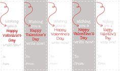 The Lang Gang Loves: Valentine Printables