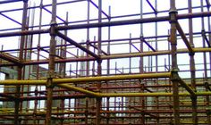Obtain world class scaffolding material on rent at low cost from Baba Jagta Shuttering in India. It put heart and soul to provide it's customer with best services all the time. The various scaffolding products offered by it are widely used in all types of construction projects.  http://scaffolding-material-suppliers.blogspot.in/2016/08/10-tips-while-choosing-scaffolding.html