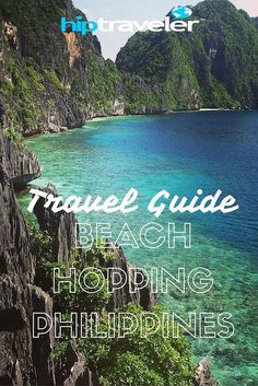 HIP Traveler | Travel Guide to Beach Hopping in El Nido, Philippines || Palawan is just one of the idyllic islands of the Philippines, and El Nido is one of the shiniest gems on it. Popular, but not totally commercialized, this small yet bustling town was high on my list of places to go.