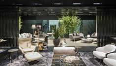 Italian Design Brands at Maison et Objet Paris - @minottiofficial  by Rodolfo Dordoni #italian #design | See more at http://www.milandesignagenda.com/italian-design-brands-at-imm-cologne-2016-minotti-by-rodolfo-dordoni/