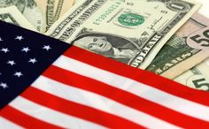 US flag and dollars. The stars and stripes with dollar bills of the USA , Non Profit Accounting, Pork Barrel, Stocks And Bonds, Tax Day, Us Companies, Network For Good, Early Retirement, Oui, Usa