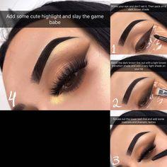 Amazing everyday makeup ideas! #everydaymakeupideas