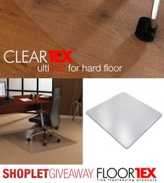 Our weekly giveaway for this week is sponsored by Floortex! They are giving away two prizes! Click on the link to read more! Brought to you by Shoplet.com - Everything for your business. #Giveaway