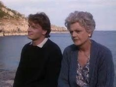 THE SHELL SEEKERS (1989) with Angela Lansbury --- a Hallmark Hall of Fame movie... one of my favorite movies based on a book by one of my favorite authors, Rosemunde Pilcher.  Settings of Cornwall and Ibiza, Spain are breathtakingly  beautiful....slj
