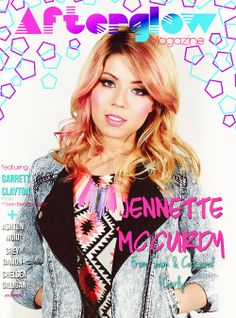 "Jennette McCurdy ""Afterglow magazine 2013"""