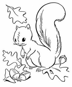 Your Kids Will Love This Huge List of Autumn and Fall Coloring Pages