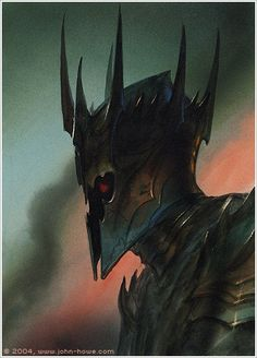 Witchking by John Howe