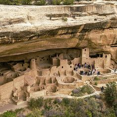 Mesa Verde National Park - 35 Iconic Southwest Sights - Sunset | amazing location and family destination, plus so close to so many other sites