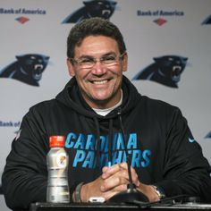 """The blue fabric from """"fabric swatches"""" on this board matches this Carolina Panthers sweatshirt."""