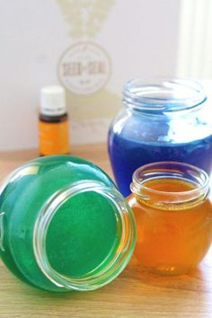 DIY Gel Airfreshener