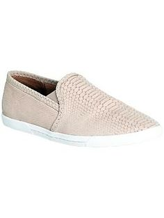 I think I will be investing in these Joie Kidmore slip on sneakers. Such a pretty dusty rose color!
