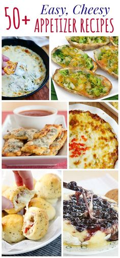 Over 50 Easy Cheesy