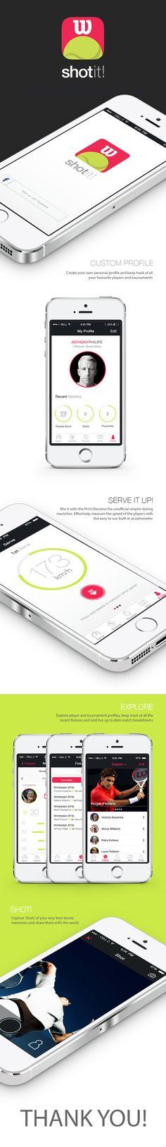 Shot It! iOS7 App