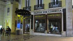 Rua Garrett, Chiado, Lisboa, Portugal