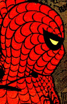 The Original Amazing Spider-Man By Steve Ditko