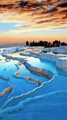 Pamukkale Türkei - Picture of List Pamukkale, Landscape Photography, Nature Photography, Travel Photography, Beautiful Places To Travel, Beautiful World, Places Around The World, Amazing Nature, Belle Photo