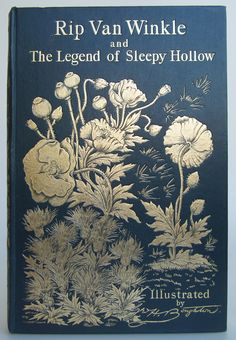 They just don't illustrate book covers the way they used to. Beautiful