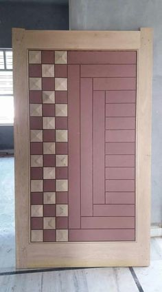 Main Entrance Door Design, Wooden Main Door Design, Door Gate Design, Door Design Interior, Flush Door Design, Wall Design, Modern Wooden Doors, Window Grill Design, Flush Doors