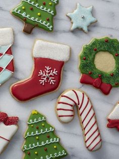 A Christmas cookie classic, these adorable sugar cookie cutouts are perfect for holiday entertaining, homemade edible gifts or leaving our for Santa.