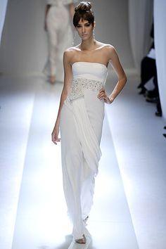 Sfilata Valentino Parigi - Alta Moda Primavera Estate 2007 - Vogue