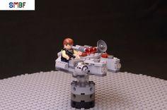 Build Review LEGO Microfighter 75030 Millennium Falcon