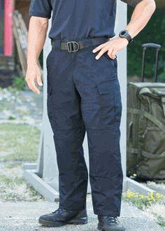 5.11 Tactical TDU Rip-Stop Pants 74003 Size Large Short