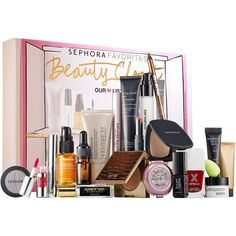 Sephora Favorites Beauty Closet ($99) ❤ liked on Polyvore featuring beauty products, beauty and makeup